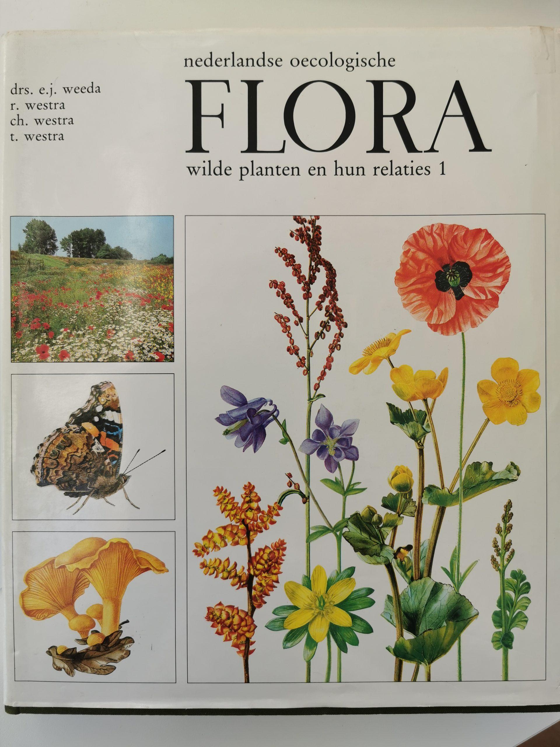Nederlandse oecologische flora, wilde planten en hun relaties 1