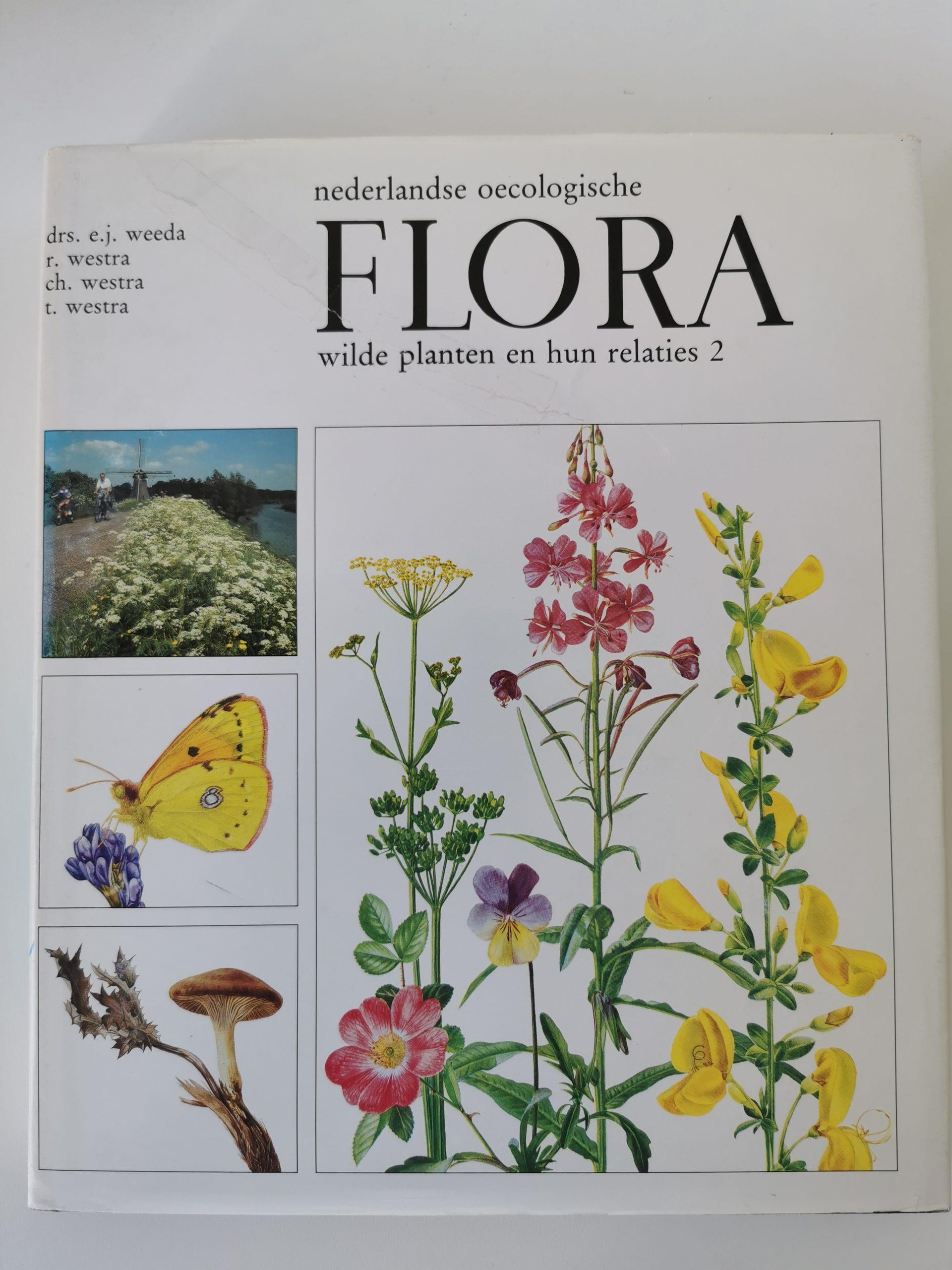 Nederlandse oecologische flora, wilde planten en hun relaties 2