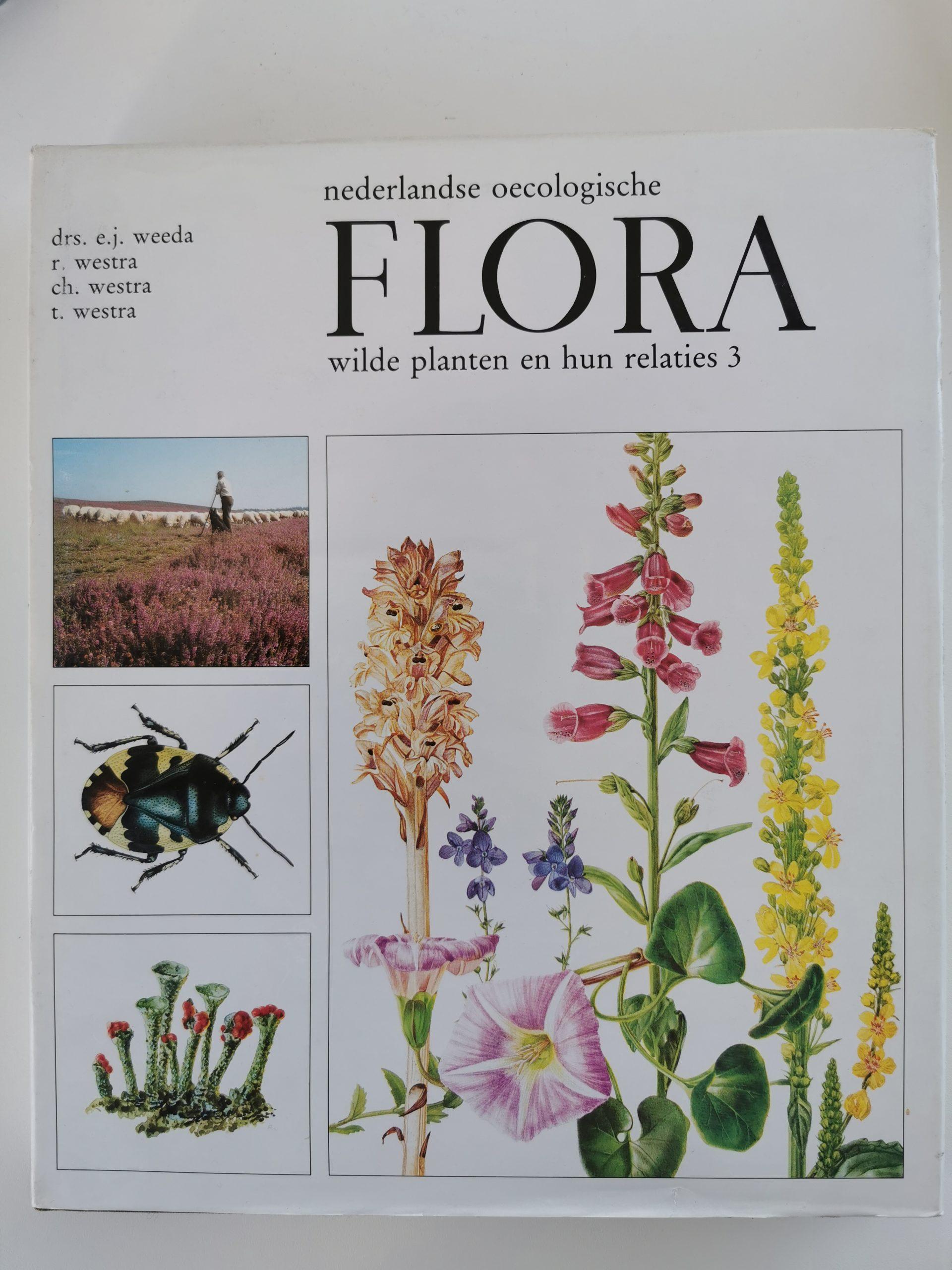 Nederlandse oecologische flora, wilde planten en hun relaties 3