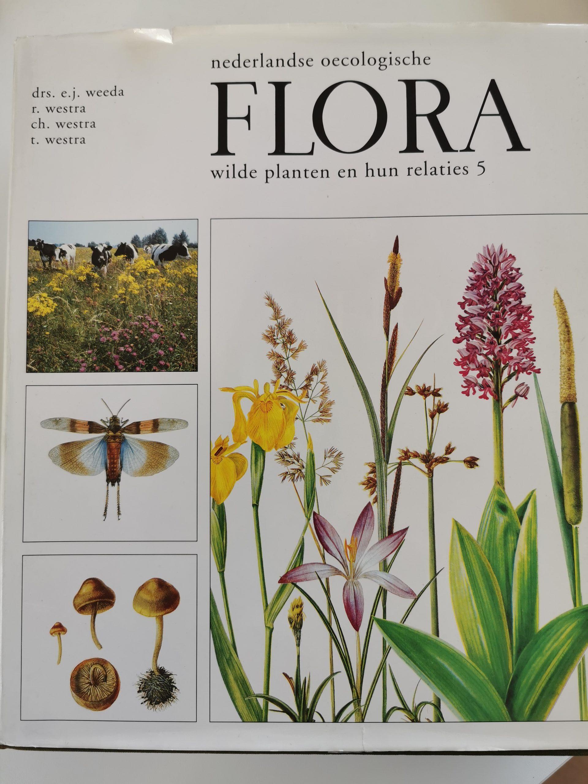 Nederlandse oecologische flora, wilde planten en hun relaties 5