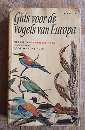 Gids voor de vogels van Europa